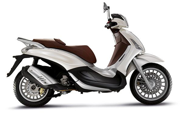 piaggio Beverly 300IE ABS-ASR