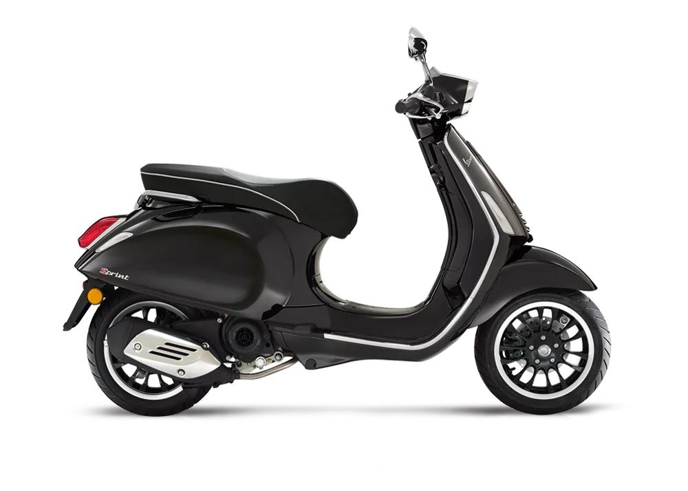 milano srl piaggio scooter motorino vespa sprint 50 4t 3v. Black Bedroom Furniture Sets. Home Design Ideas