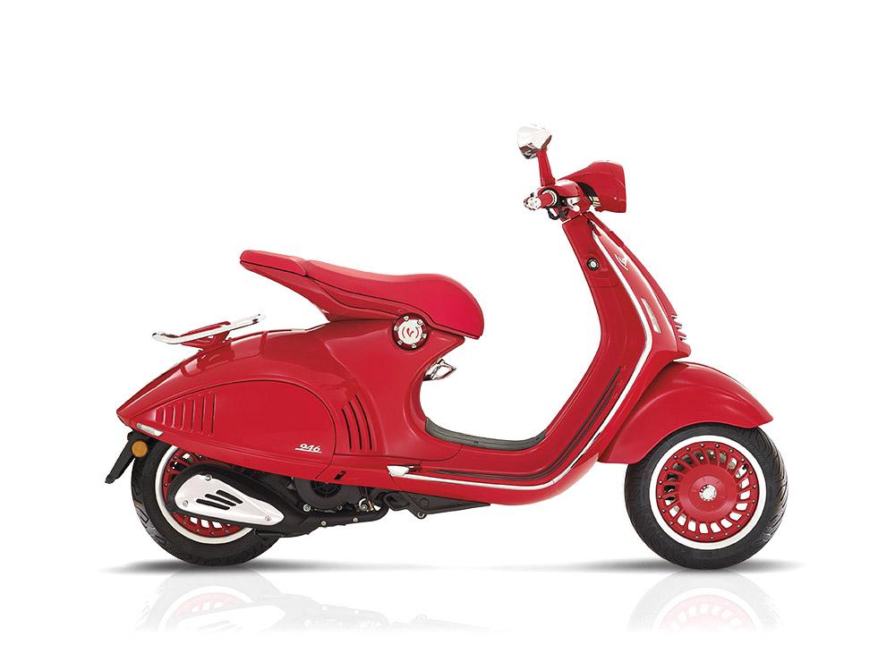 vespa 946 RED 125 Euro 4